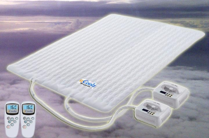 Purchase Cooling Or Heating Gel Mattress Pad With 2 Years Warranty