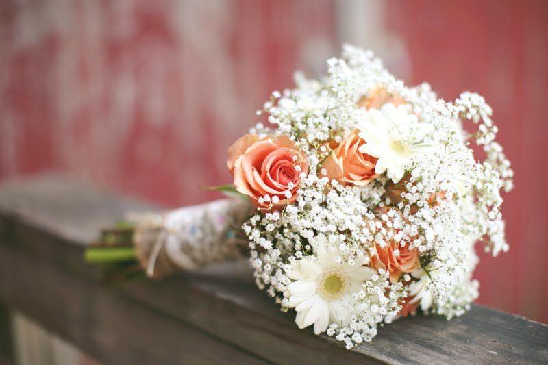 Christa Kimble Photography Orange Rose Bouquet Rustic Bride Bouquet Rose Wedding Bouquet