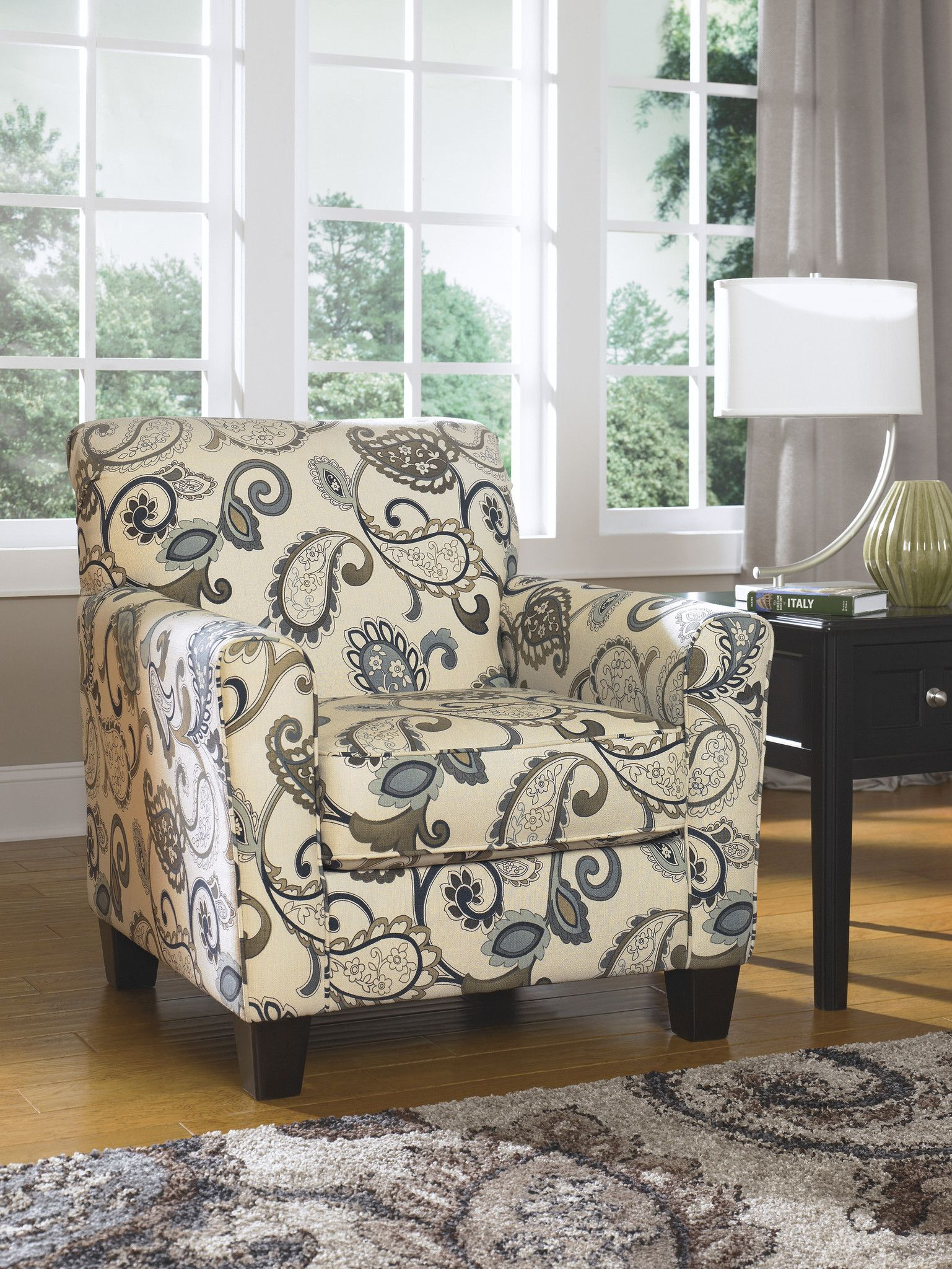 Yvette Accent Chair in 2019 | My Home | Living room furniture ...