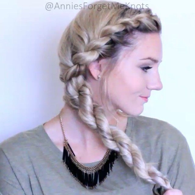 Press Play Just Posted A New Tutorial For This Side French Rope