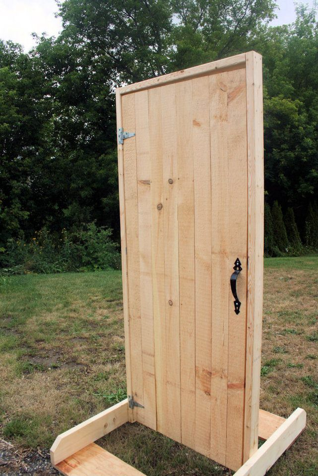 A freestanding door prop? tell me more... marvelleevents ...