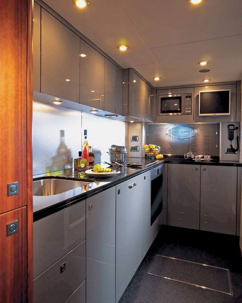 Make Sure The Island Is At The Right Working Height For You Classy Standard Kitchen Design Inspiration Design