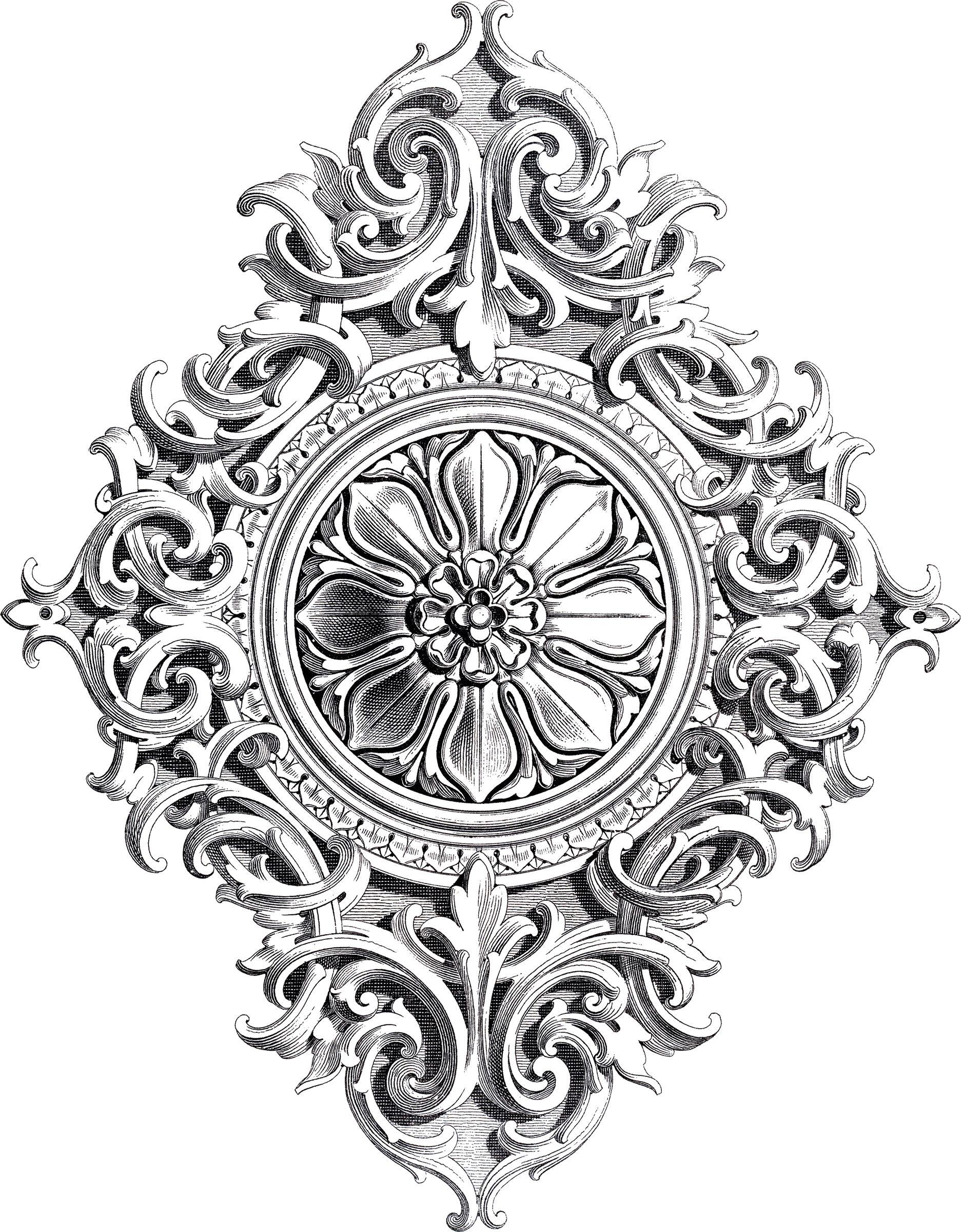 Italian ornaments - Italian Ornaments 8