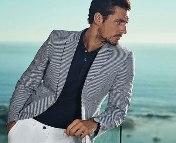 أهم قواعد تنسيق ملابس الرجال في الصيف Luxury Life Amwal Mens Fashion Fashion Blazer