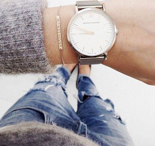 armbanduhr von larsson jennings wish list pinterest armbanduhren geld und einfache uhren. Black Bedroom Furniture Sets. Home Design Ideas