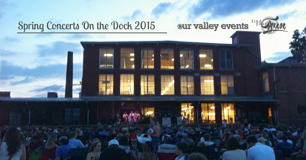 Spring Concerts On The Dock 2015 Concert Dock Places To Go