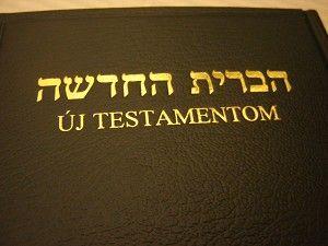 hebrew bible new testament pdf