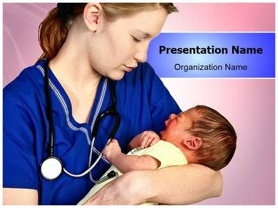 Midwifery PowerPoint Presentation Template is one of the best - Medical Templates For Word