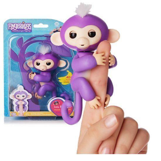 Fingerlings Interactive Baby Monkeys Full Function Wowwee Smart Toy