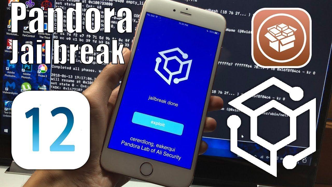 Pandora JB Released! For iOS 12 0 - 11 4 1 Fixed + Cydia