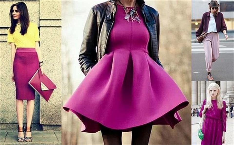 Orquídea Radiante El color protagónico del 2014-pm-6 | moda para ...