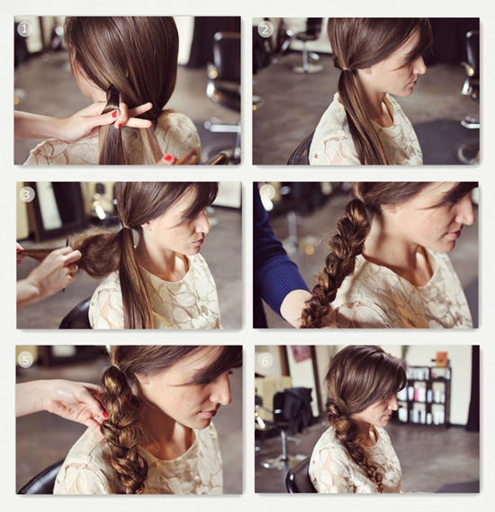 Super 1000 Images About Braids On Pinterest Thin Hair Braided Buns Hairstyle Inspiration Daily Dogsangcom