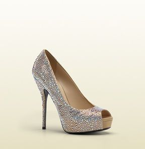 18873fbae ShopStyle.com: 'sofia Etoile' High Heel Open-Toe Platform With Strass  Embroidery. $2,295.00