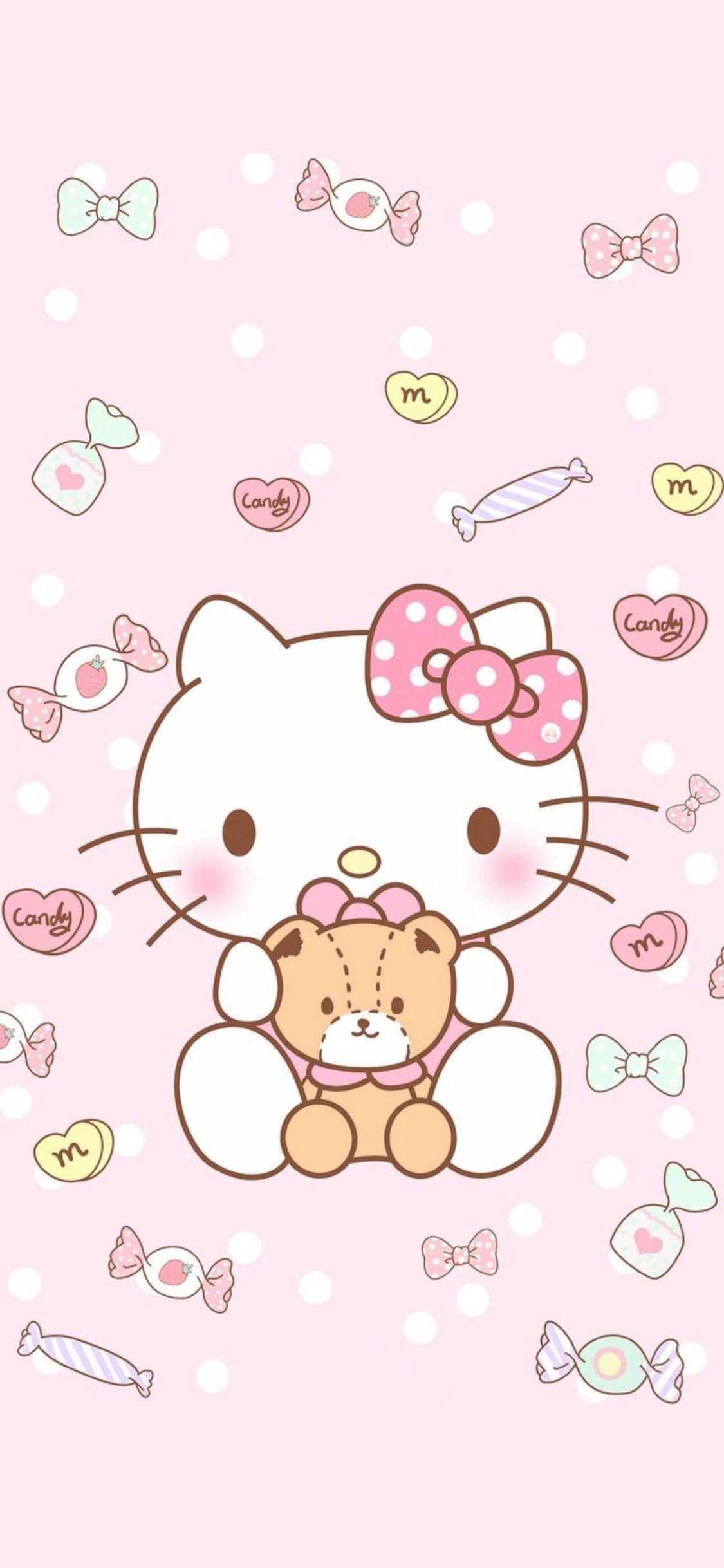Hello Kitty Wallpaper Hello Kitty Wallpaper Kitty Wallpaper Hello Kitty Art