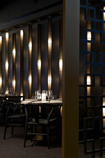 Restaurant Design: Duck Duck Goose by BURO Architects  LIGHTS  Pinterest  건축 ...