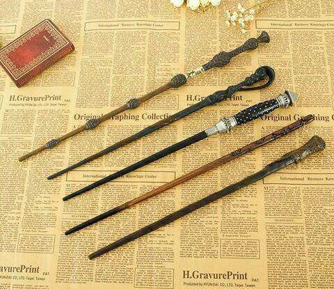 Pin By Steph Longart On Accessories Magic Wand Harry Potter Harry Potter Wand Wands