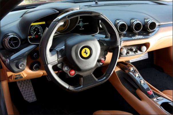 2019 Ferrari F12 Berlinetta Efficiency, Modifications, and