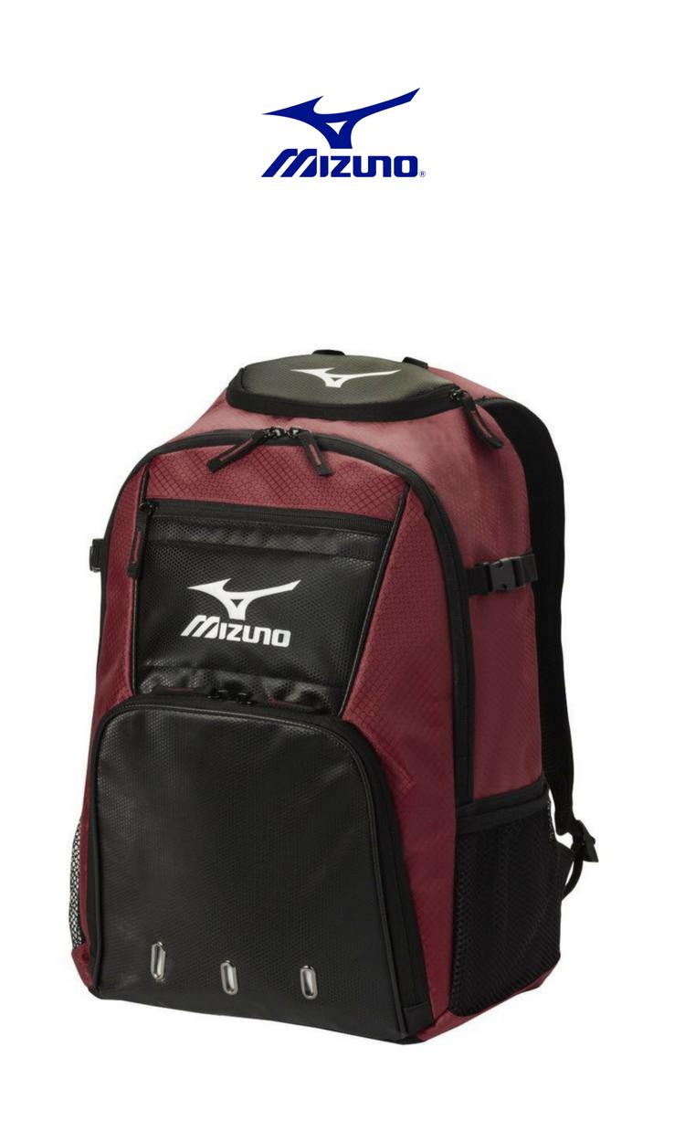 Mizuno G4 Bat Pack Cardinal Click For Price And More Sport Backpack Bag Baseball Softball Storage