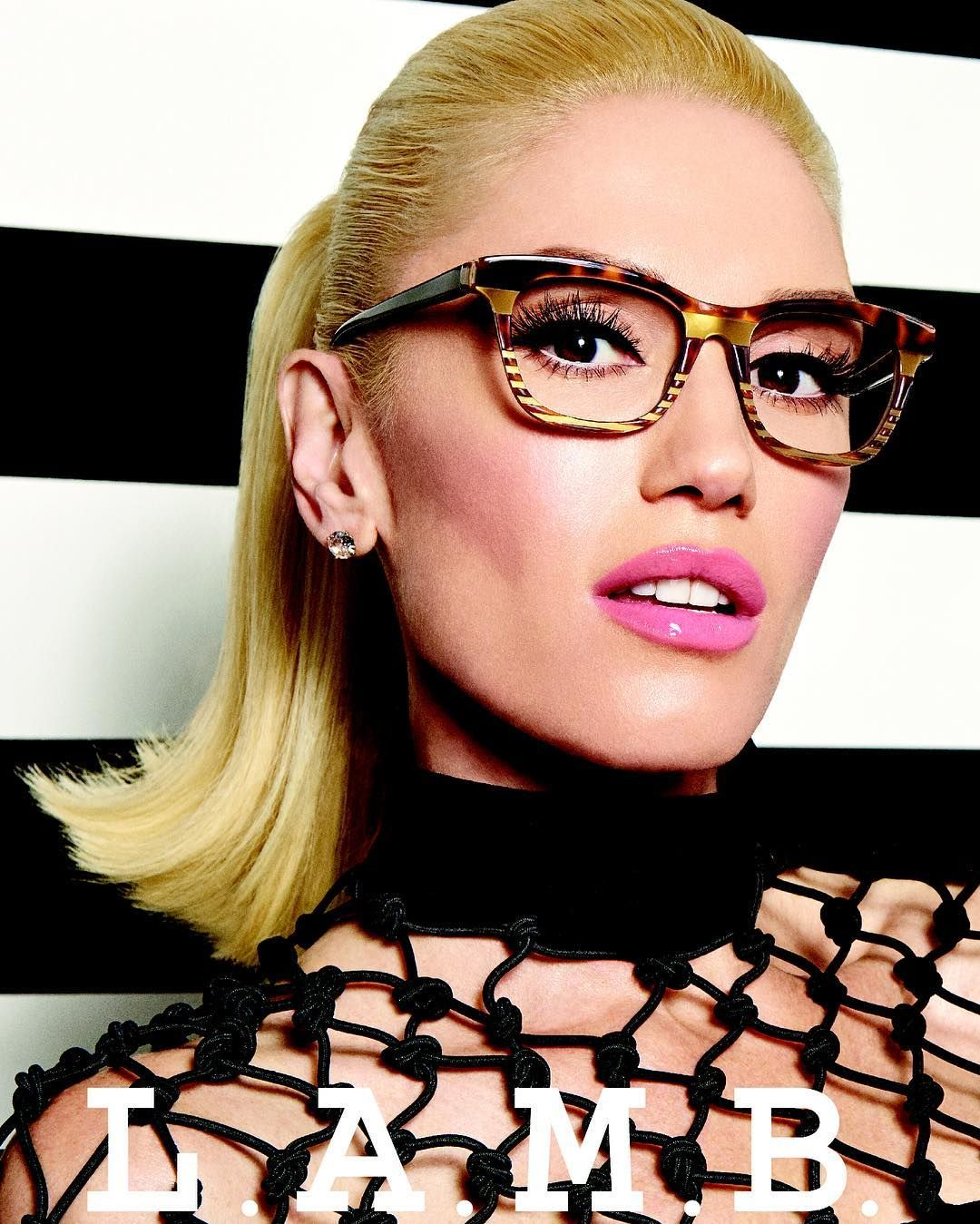 LAMB eyewear!!! !#drea... Gwen Stefani Eyeglasses