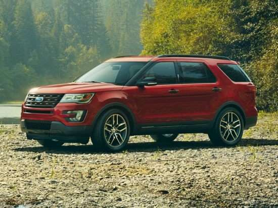Car Image Ford Explorer Suv Best Suv