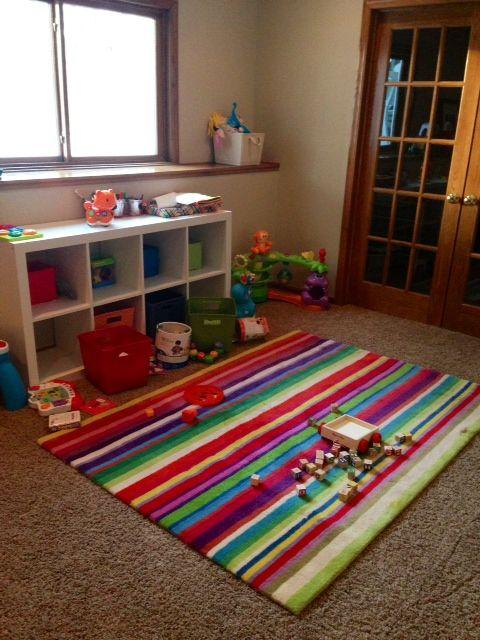 Rainbow Rug Rugs Toy Rooms