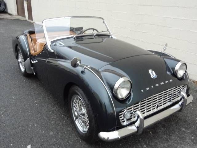 34++ Triumph tr3a for sale inspiration