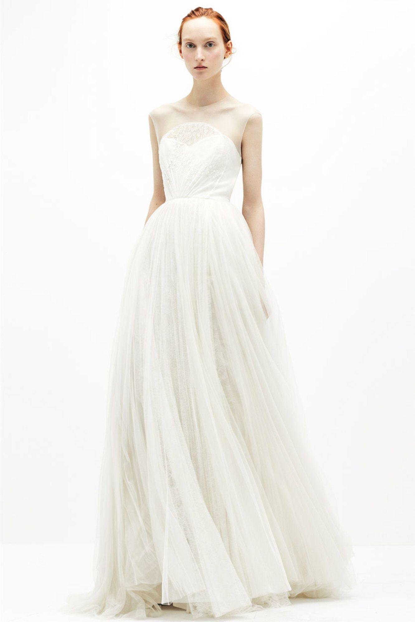 Delpozo bridal capsule collection designers collections