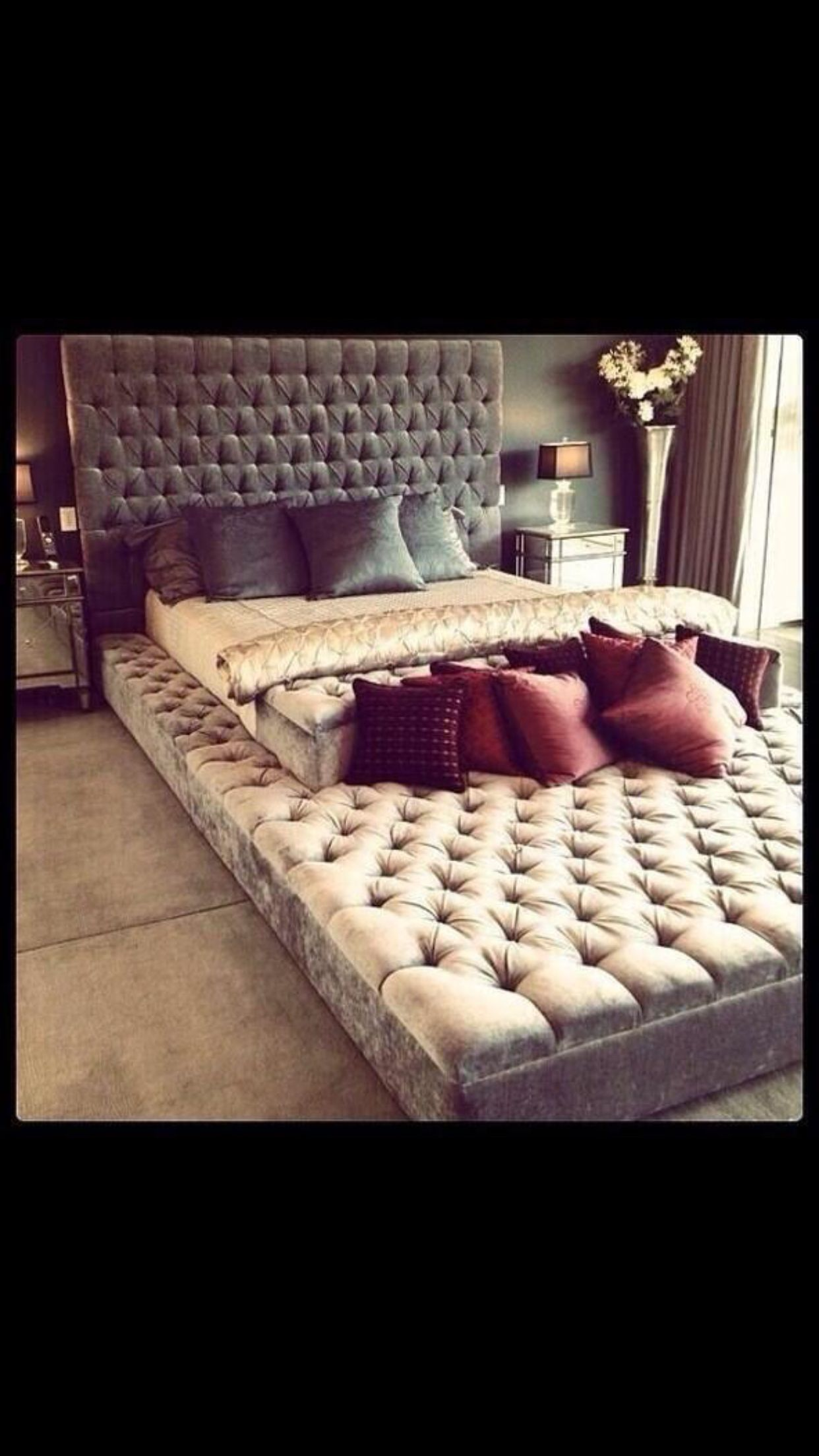 What Kind Of Bed Is This Help Bed Luxurious Bedrooms