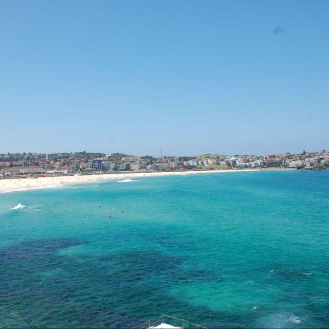 bondi beach. australia