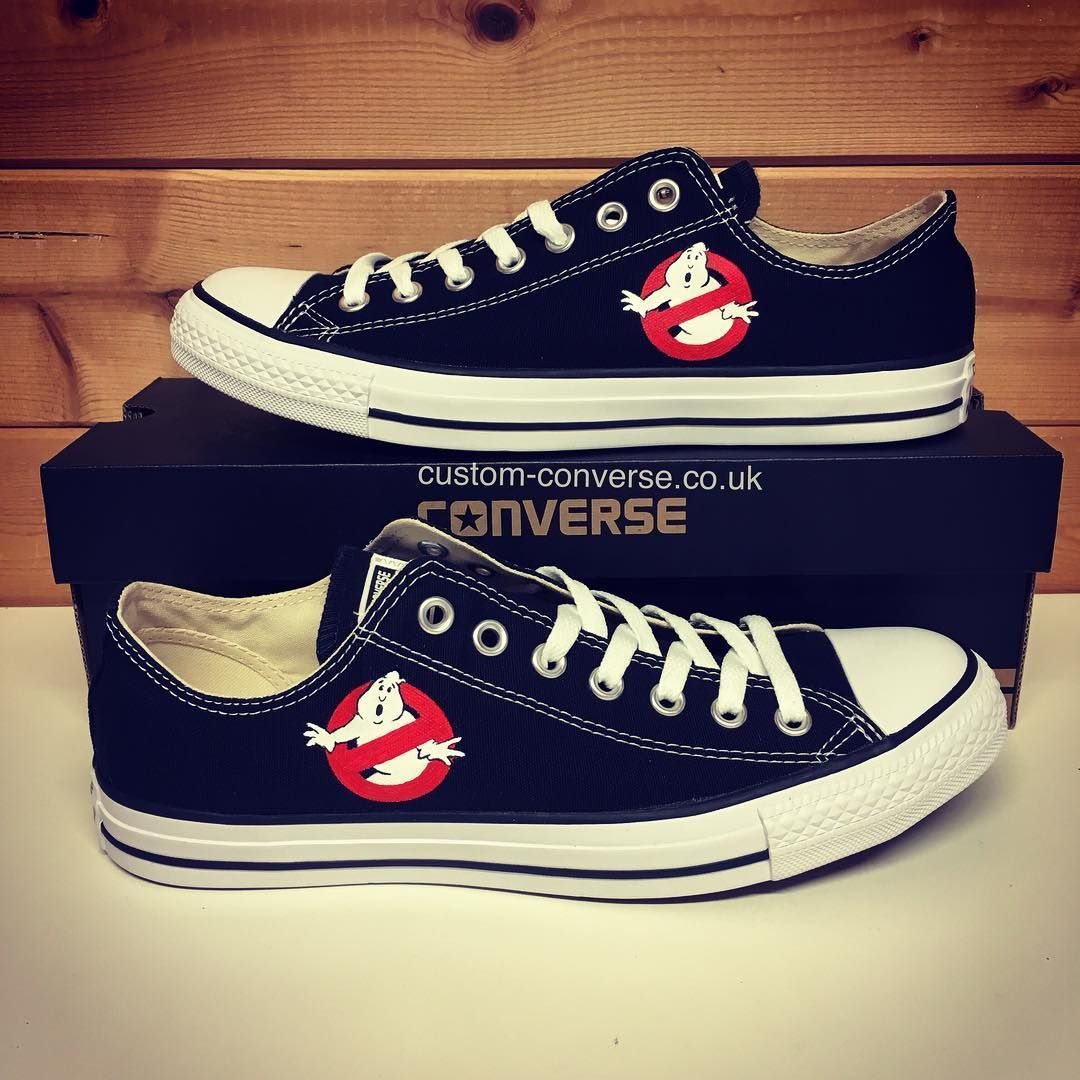 c2c1d69c221161 Low Top Ghostbusters Converse!