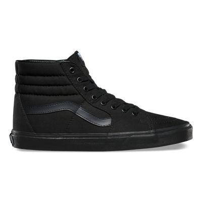 Canvas Sk8-Hi | Shop Shoes At Vans