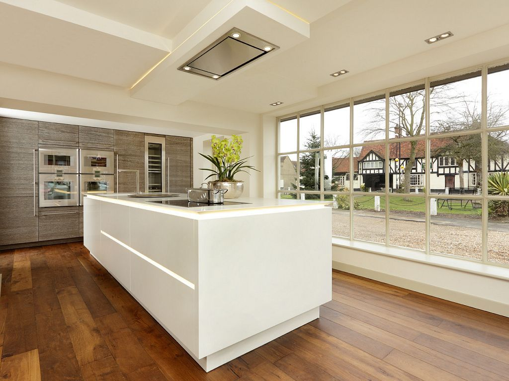 Luxury Halcyon Interiors The ALNO Store in London ALNO Kitchen Planners u Designers