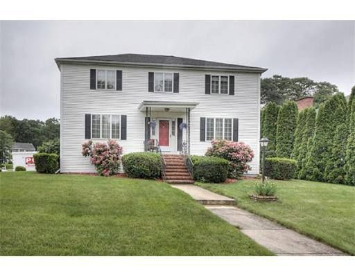 lovely hip roof colonial in a beautiful cul-de-sac neighborhood. The home features 5 bedrooms and 3.5 baths.New au-paire suite,front to back living room, eat-in kitchen.