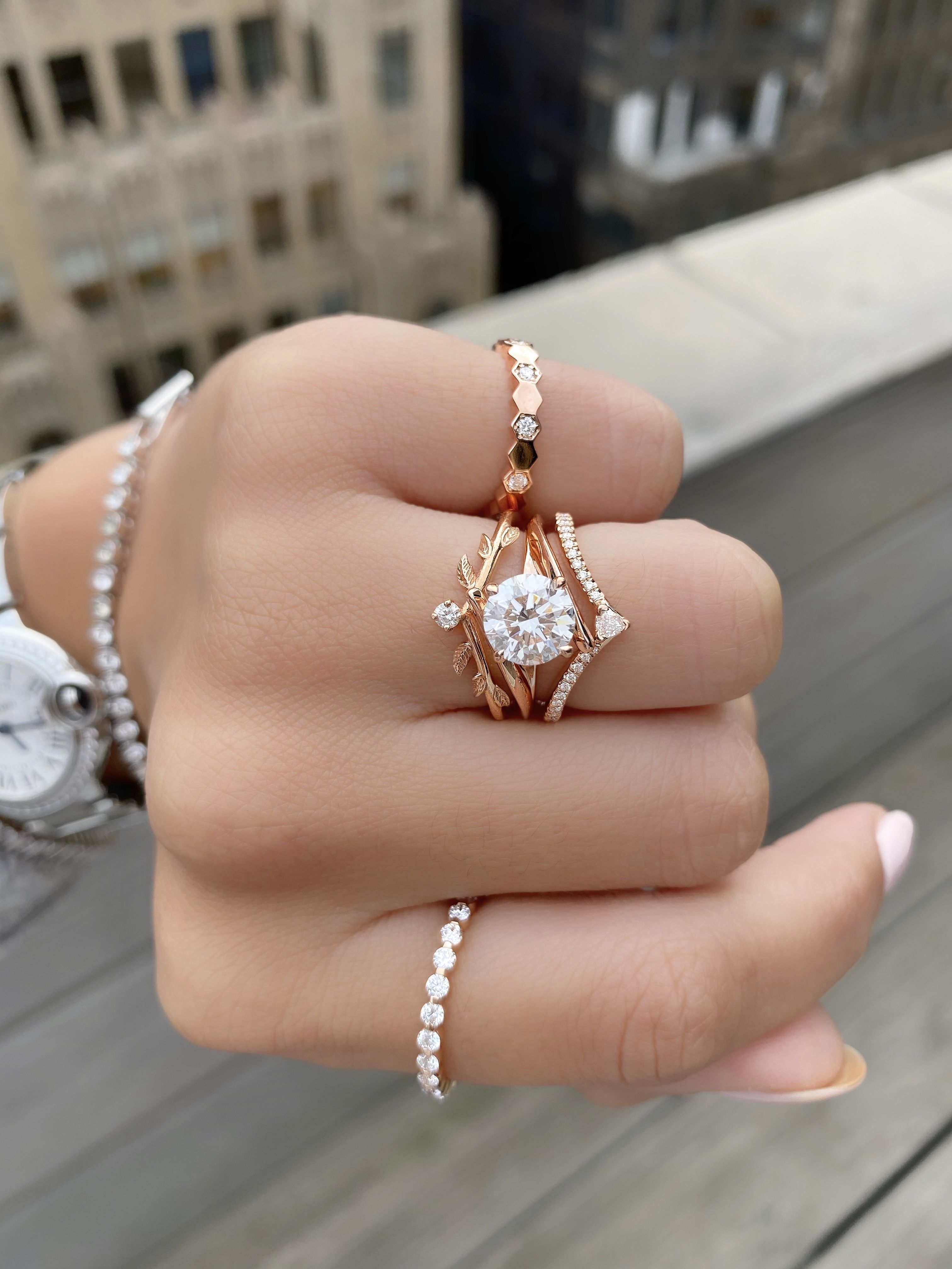 47+ Rose gold wedding ring sets ideas ideas in 2021