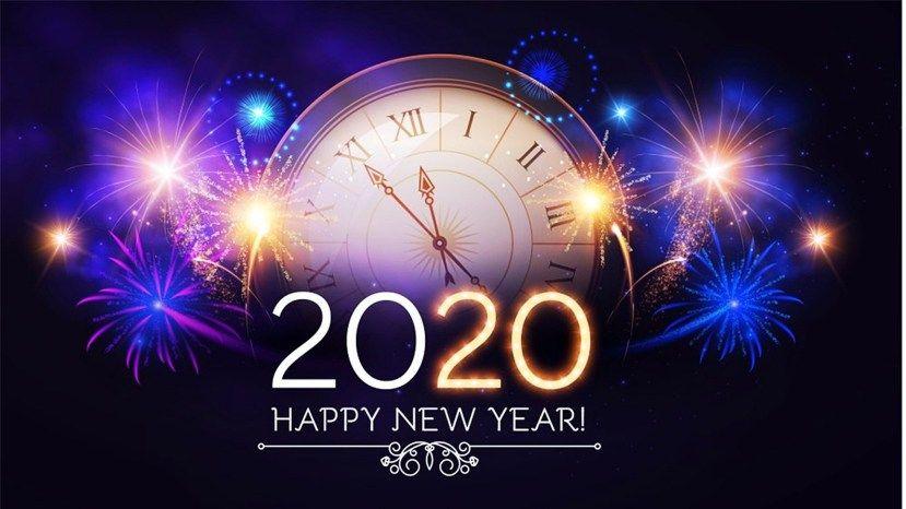 Feliz Ano Nuevo 2020 Ideas De Celebracion Happy New Year