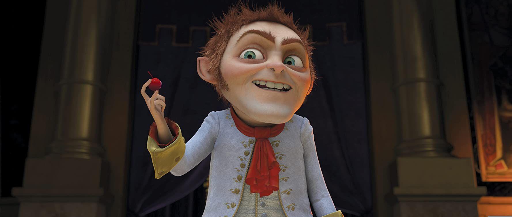 Shrek Forever After 2010 Shrek Rumpelstiltskin Dreamworks Animation