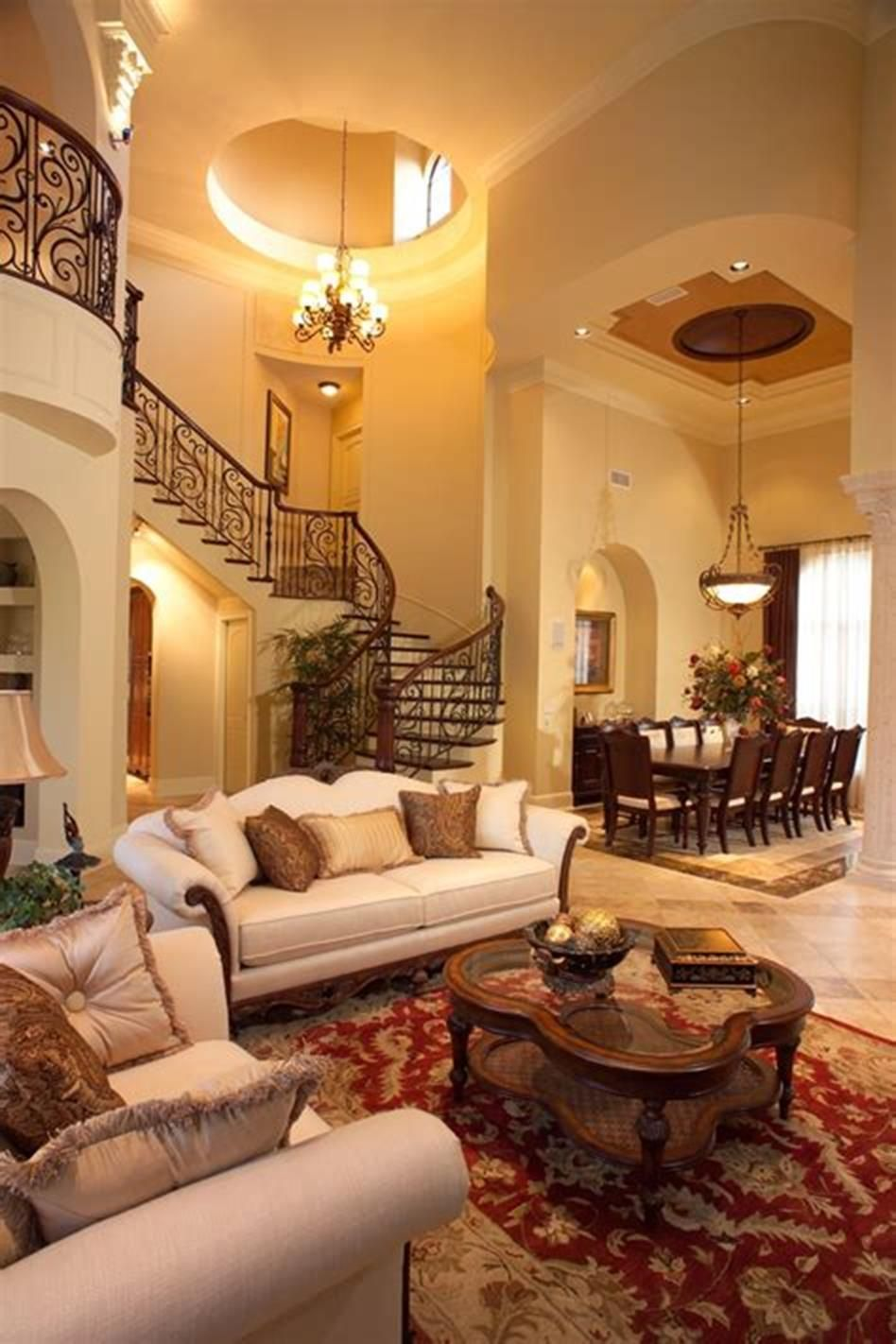 50 comfortable living room decorating and design ideas