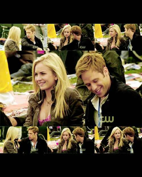 Life Unexpected ... TV Show ... Lux and Eric ... they are ao cute together <3