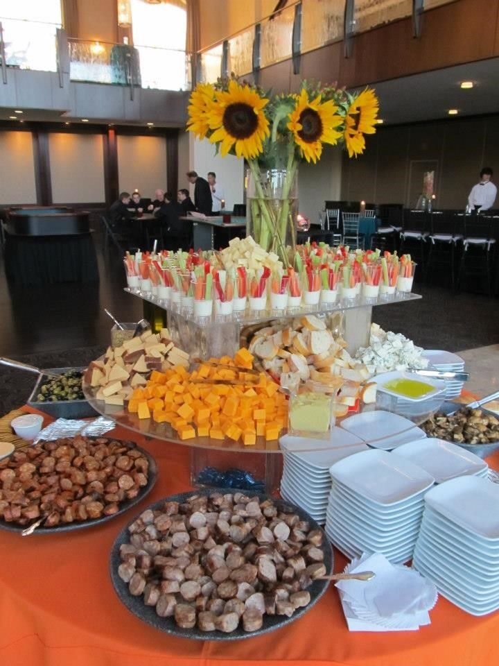 Catering Expert Explains How Wedding Buffets Can be Just as Classy ...