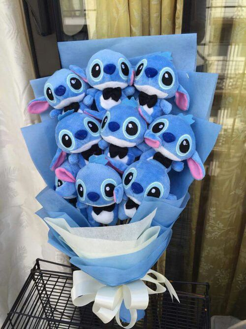 How To Win My Heart Without Using Roses Cute Stitch