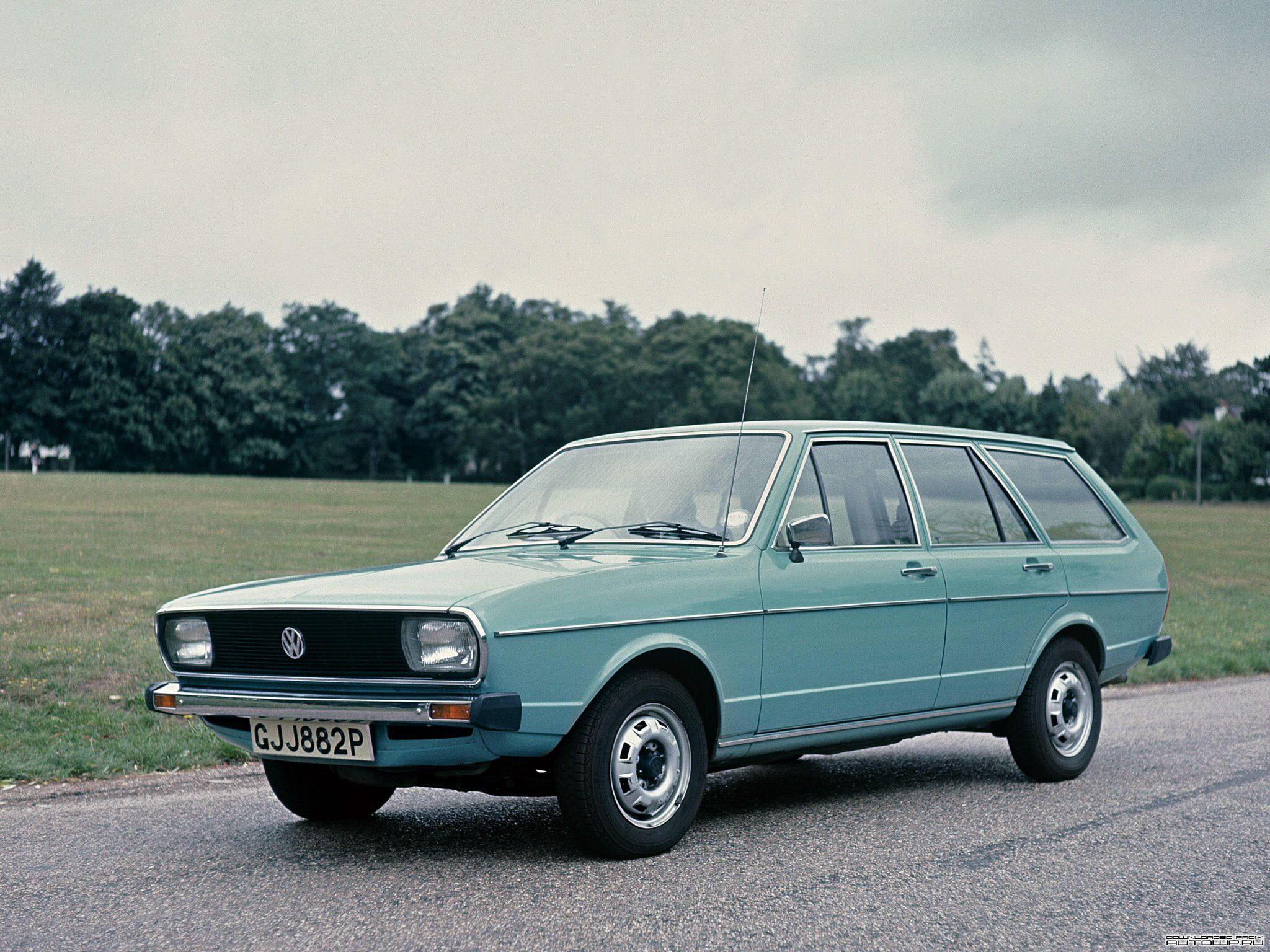 Volkswagen passat variant b1