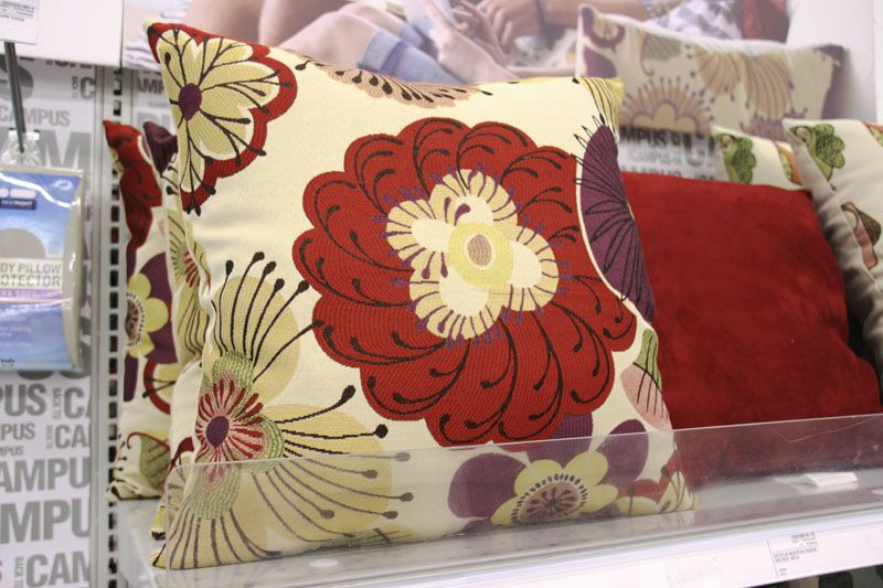 Flower Pillow At Meijer Stores Meijerdormdecor And