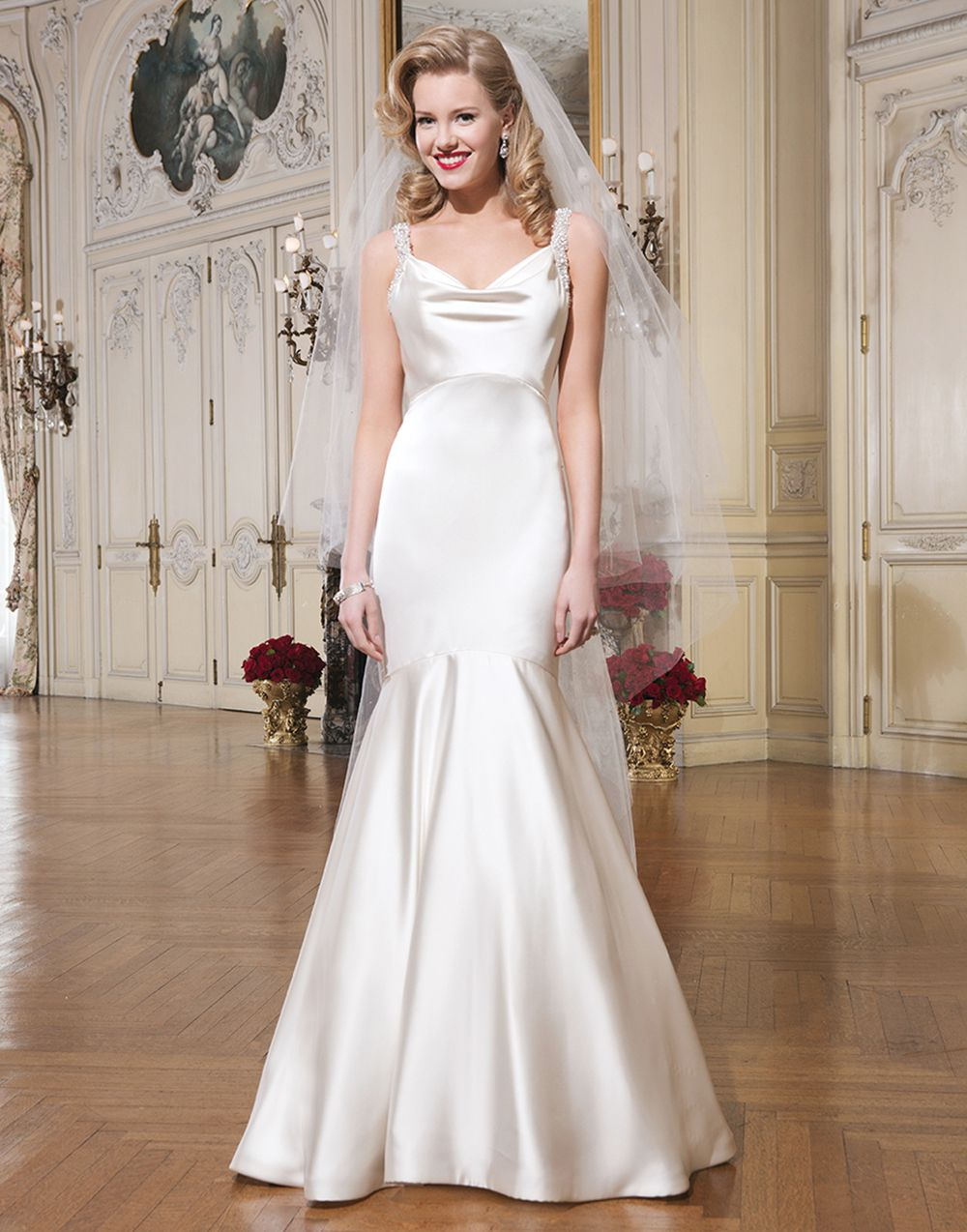 Justin alexander wedding dresses style 8756 luxe charmeuse mermaid old hollywood bridal style justin alexander wedding dresses style 8756 luxe charmeuse mermaid dress accentuated by a cowl neckline ombrellifo Gallery
