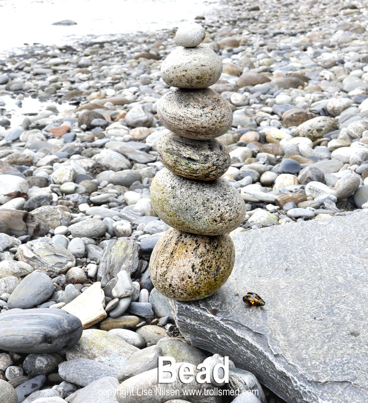 Beads!  Raundalselva voss march 2014  http://www.facebook.com/trollsmeden