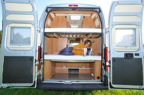 OPTION ! ! ! fourgon aménagé camping car citroen jumper Camping