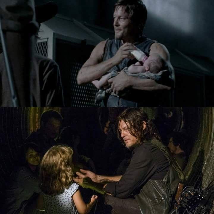 The Walking Dead Season 5: Will Rick Reunite With Carol ... |The Walking Dead Season 5 Judith
