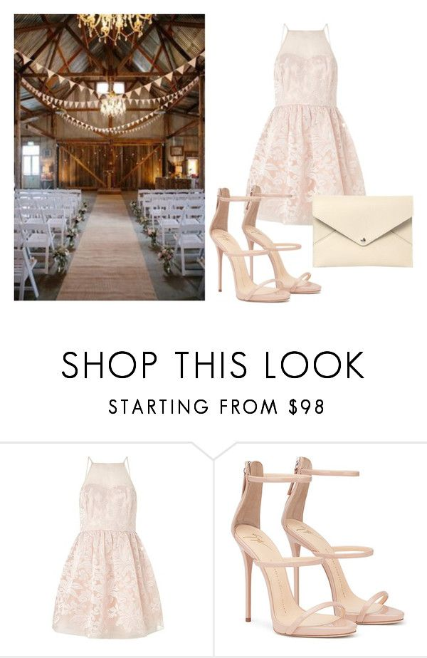 """""""Best Dressed Guest: Barn Weddings"""" by misskali ❤ liked on Polyvore featuring Lipsy, Louis Vuitton, bestdressedguest and barnwedding"""
