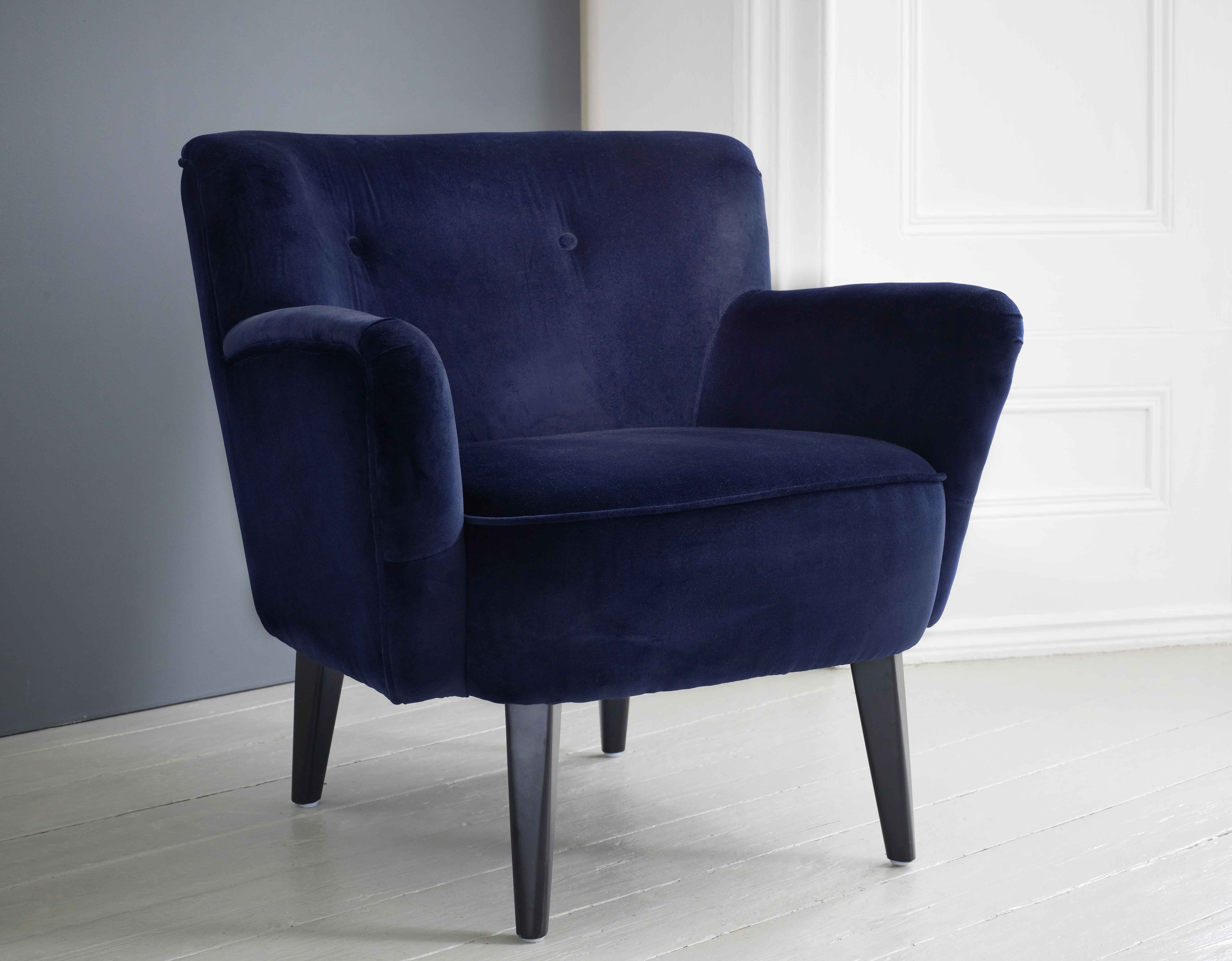 how to make an armchair more comfortable