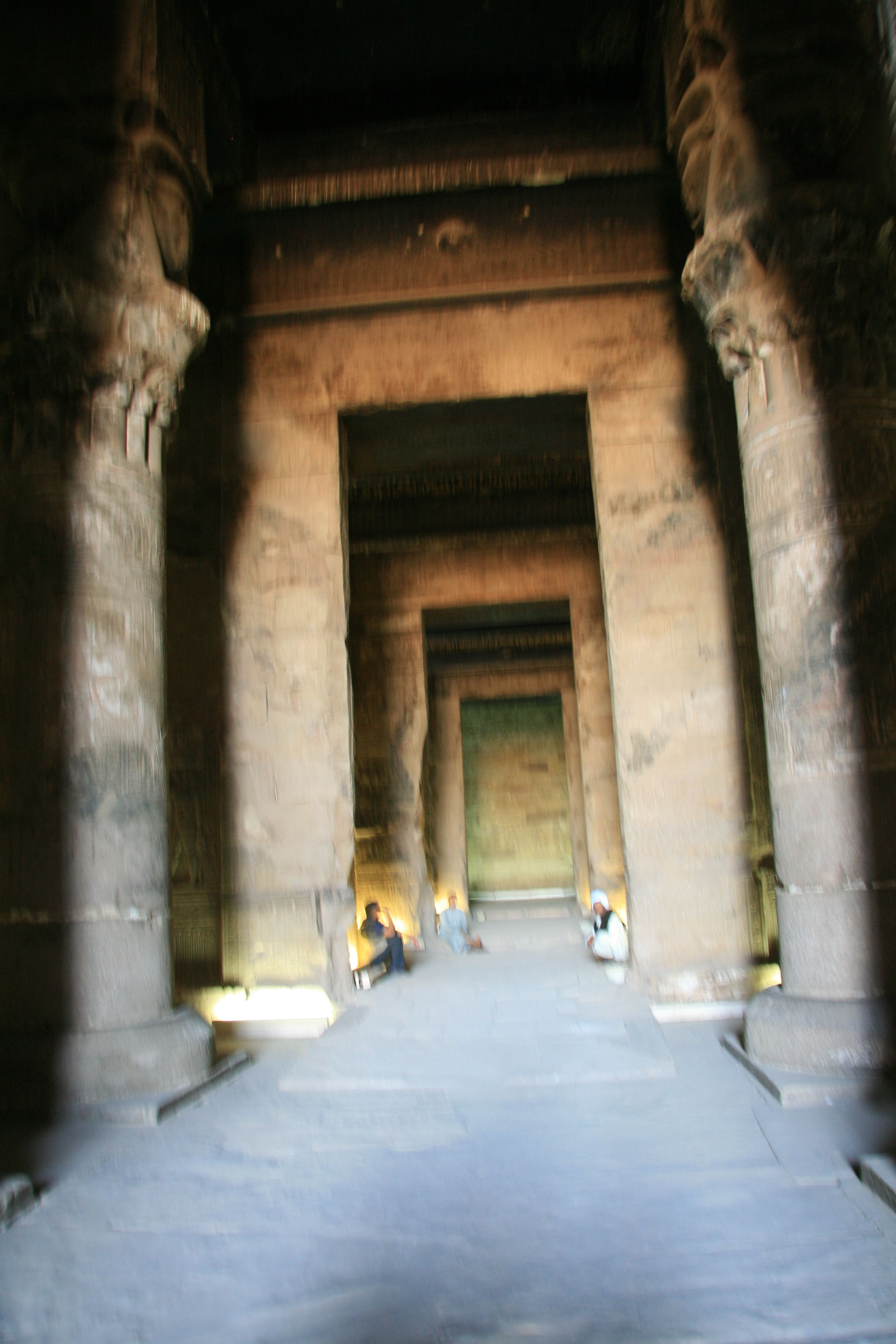 Egypt, Dendara Temple