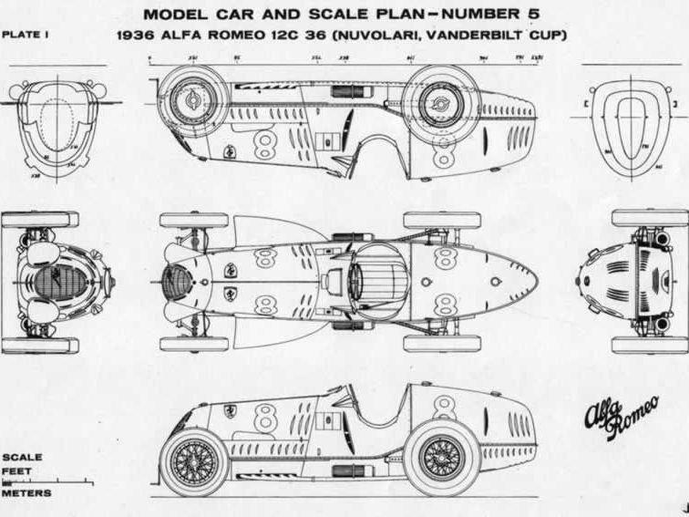 Resultado de imagen para planos para hacer un carro de